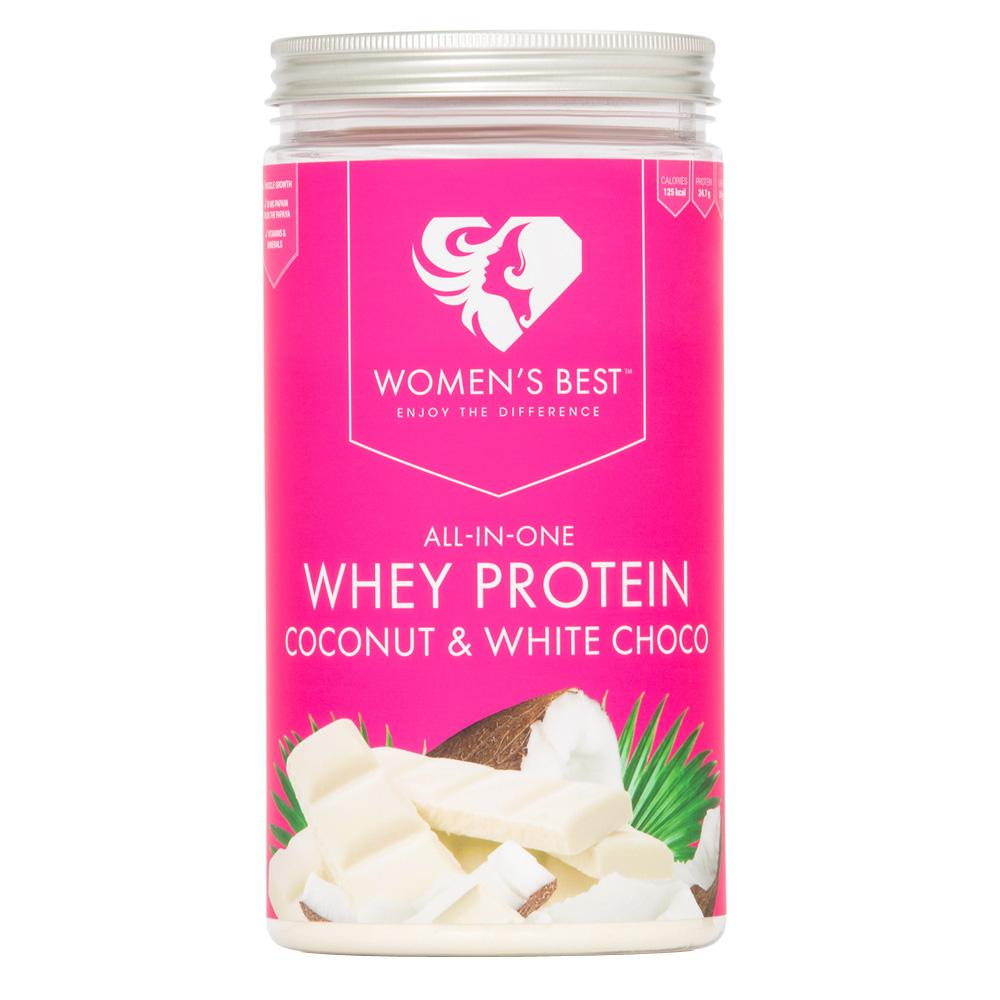 Women´s Best Whey Protein Kokos / Weiße Schokolade