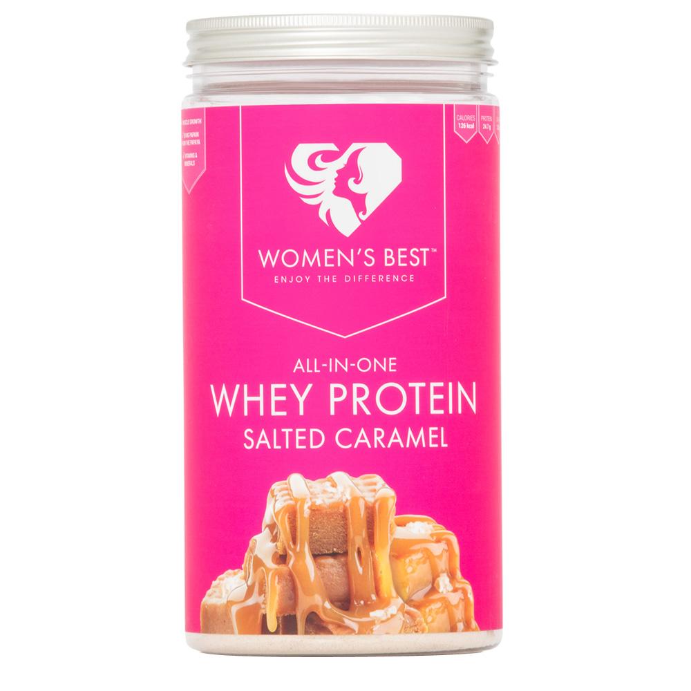 Women´s Best Whey Protein Salted Caramel