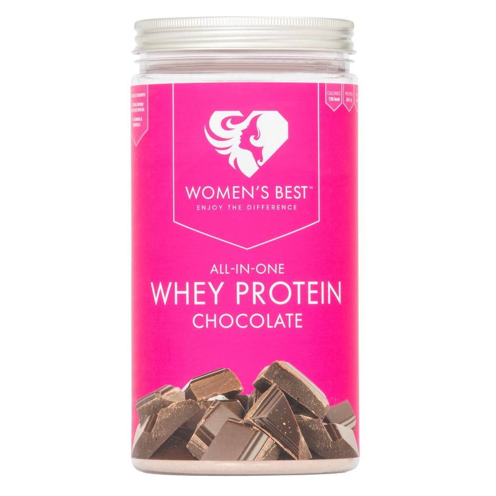 Women´s Best Whey Protein Schokolade