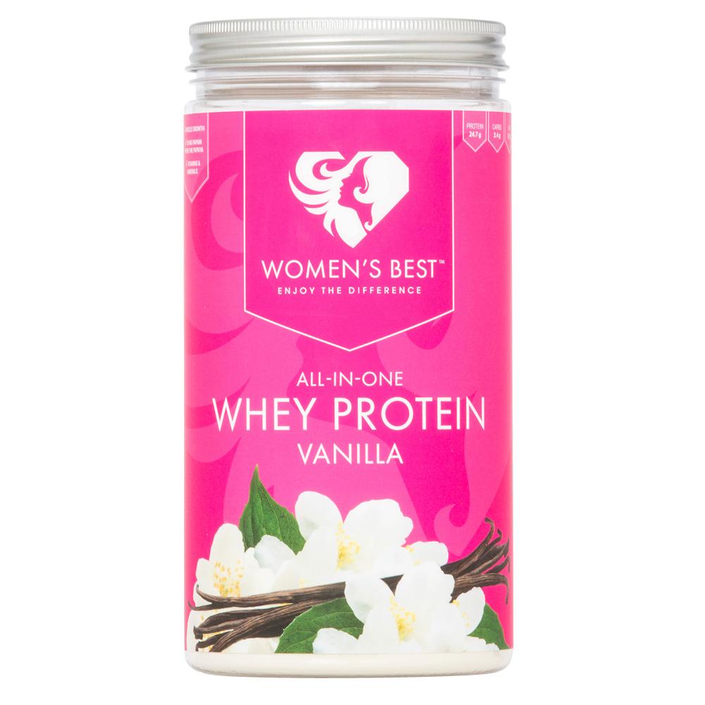 Women´s Best Whey Protein Vanille