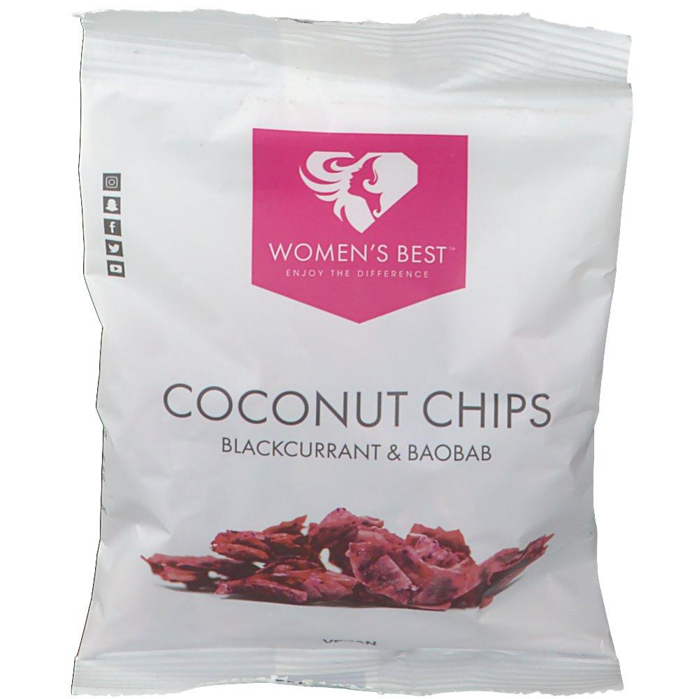 Women´s Best - Kokos Chips - Schwarze Johannisb...