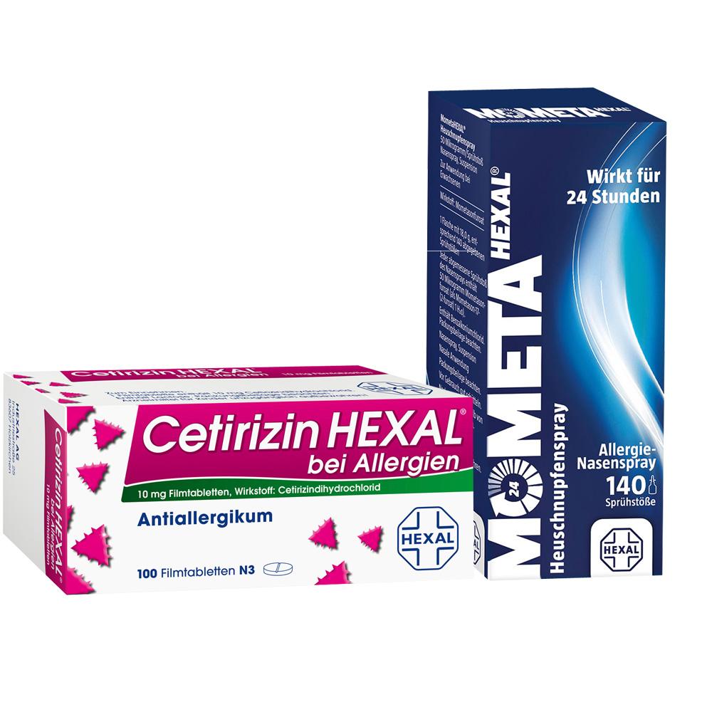 Allergieset Hexal