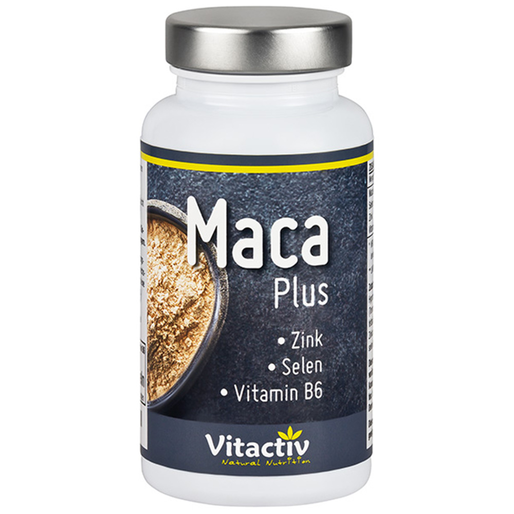 Vitactiv Natural Nutrition Maca plus