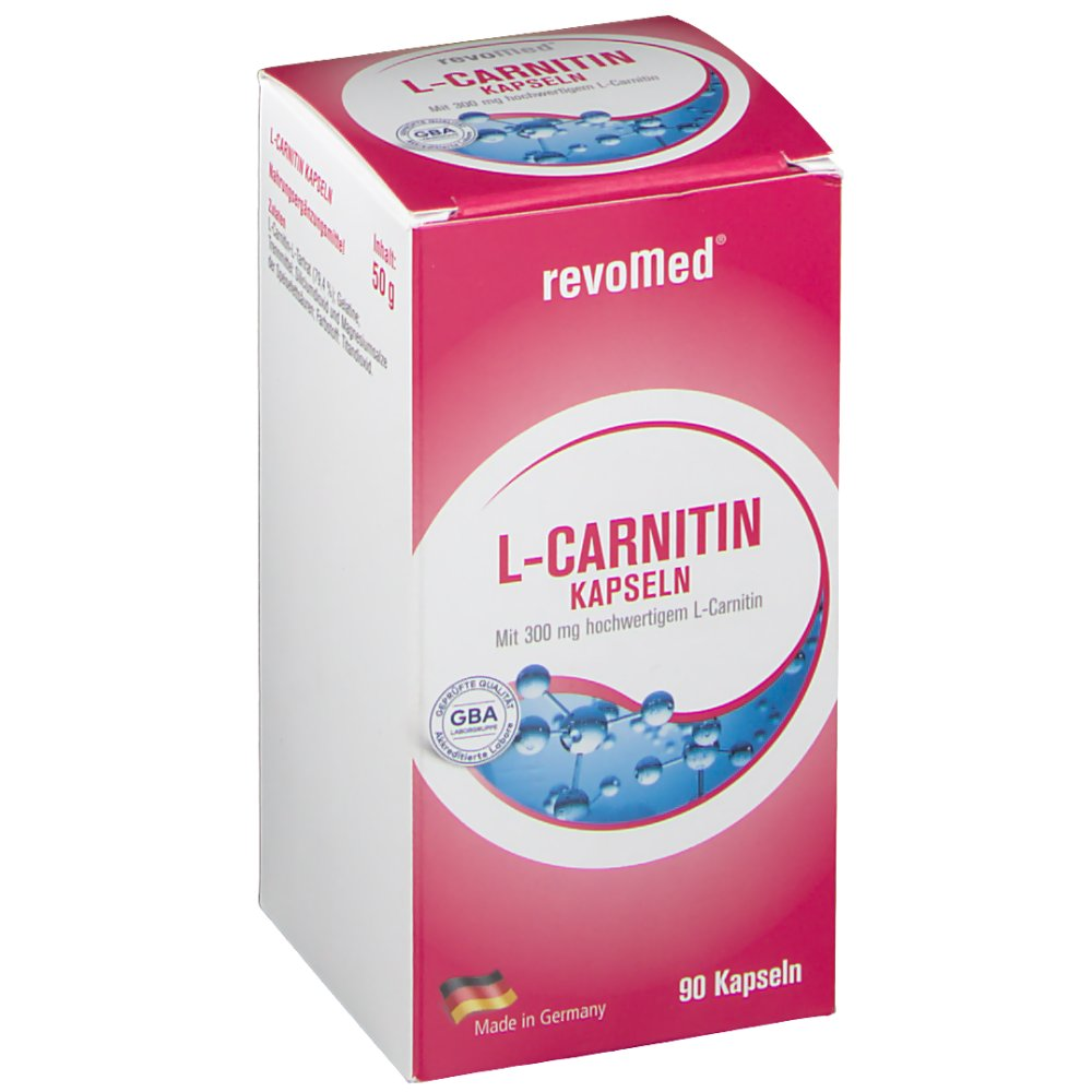 revoMed L-Carnitin