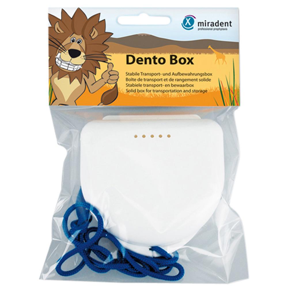 miradent Dento-Box weiss