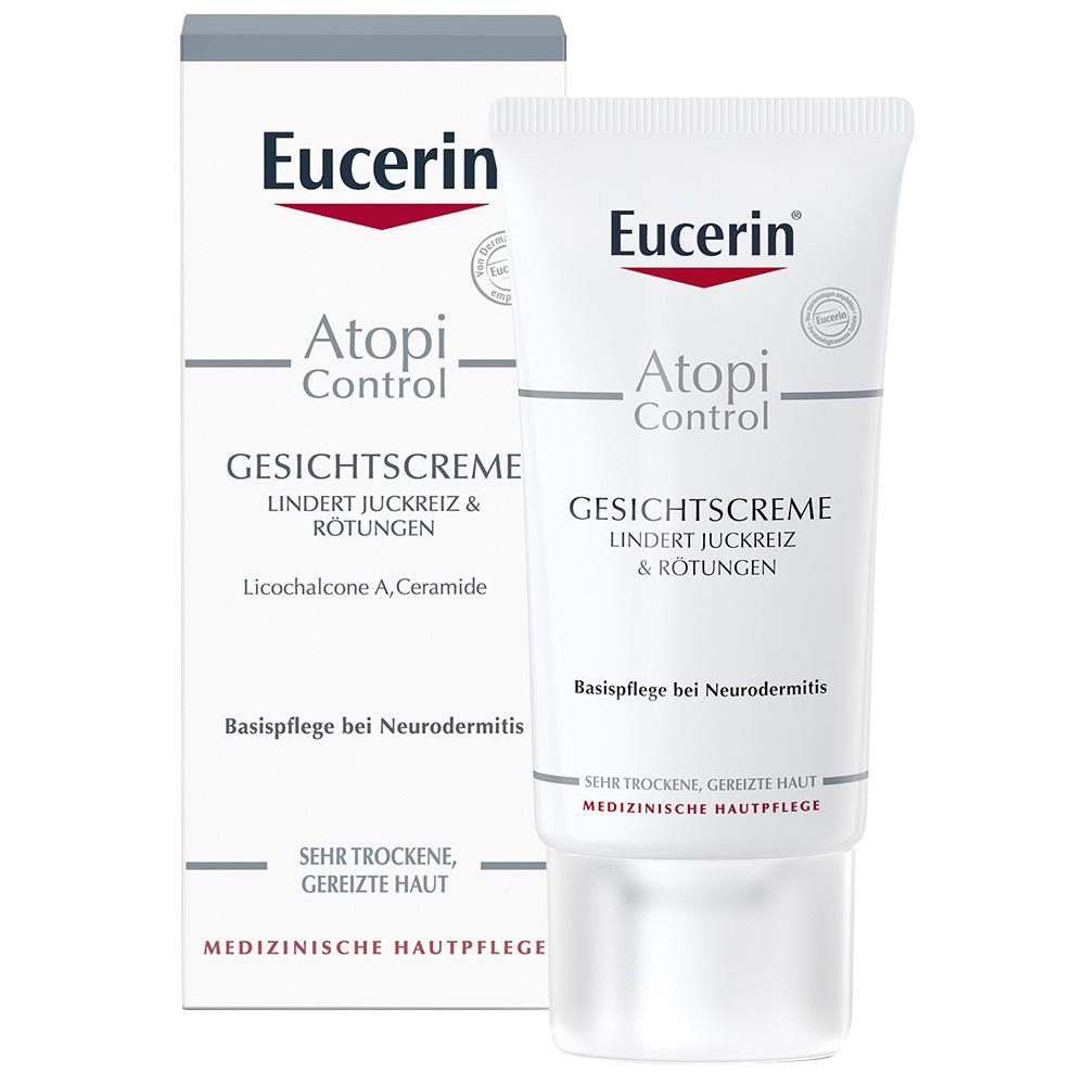 eucerin atopicontrol akutpflege creme 40 ml