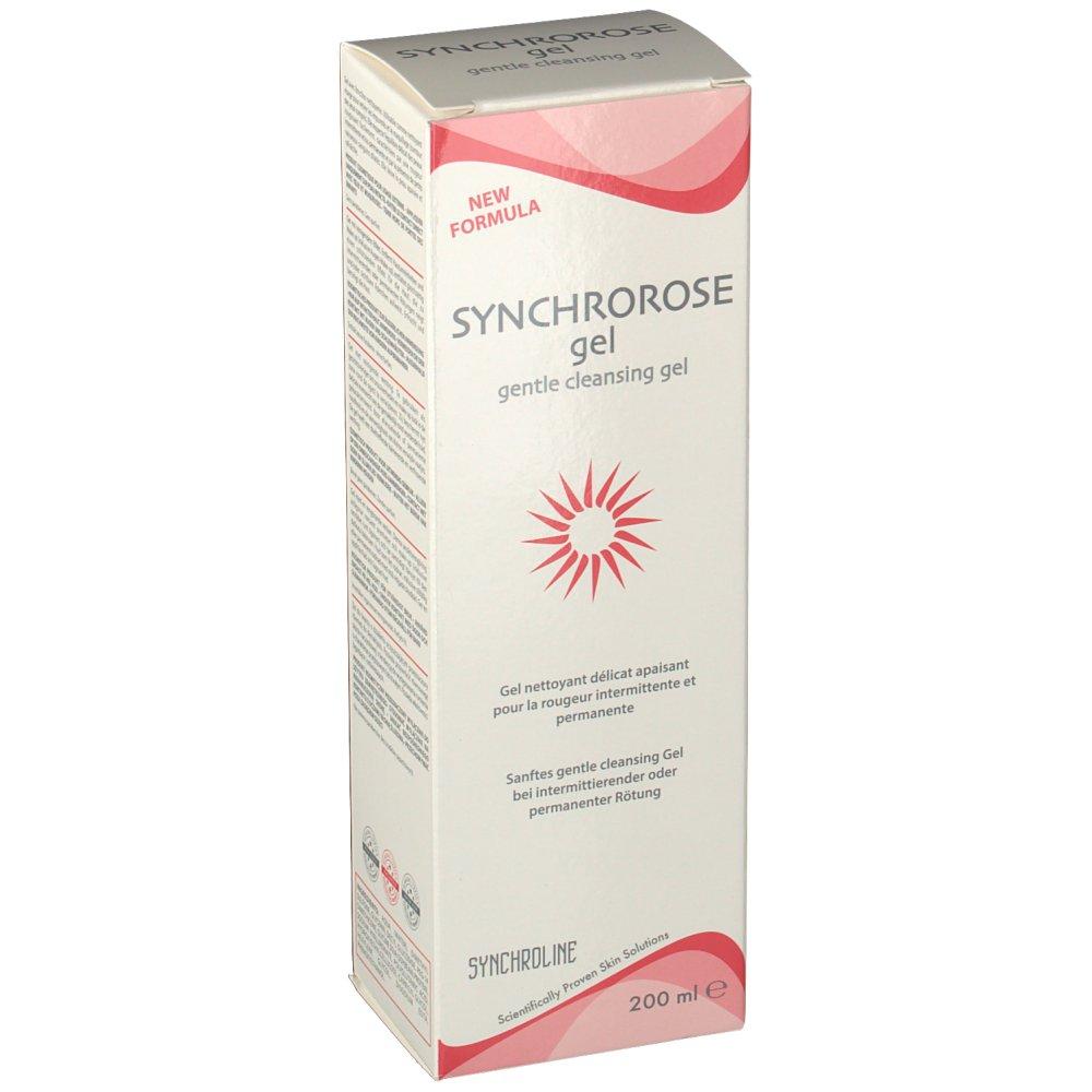 Synchroline Synchrorose gentle cleansing Gel