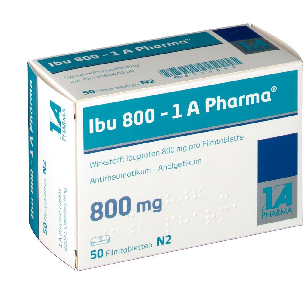 ibuprofen 600 preis 1a pharma slavoj