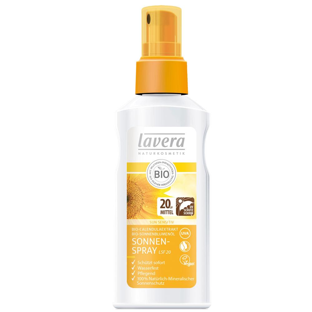 lavera Sonnenspray LSF 20