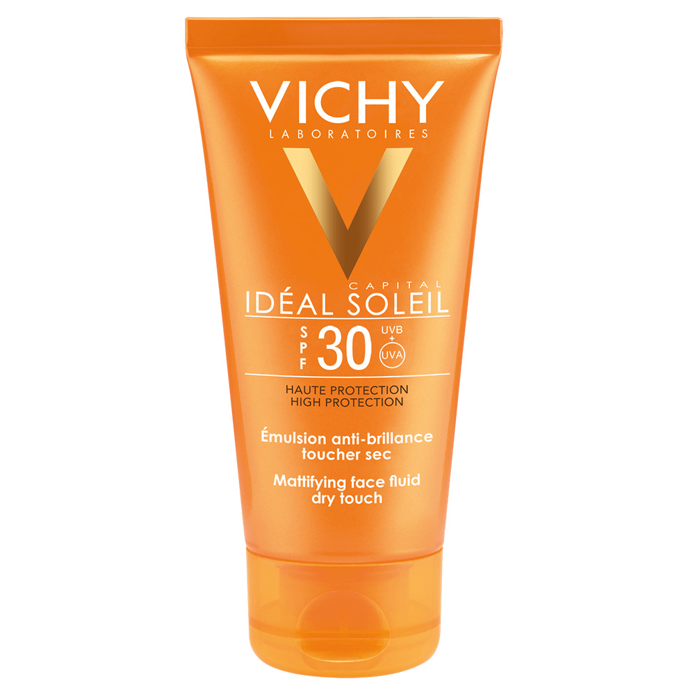 Vichy Idéal Soleil Sonnen-Fluid LSF 30