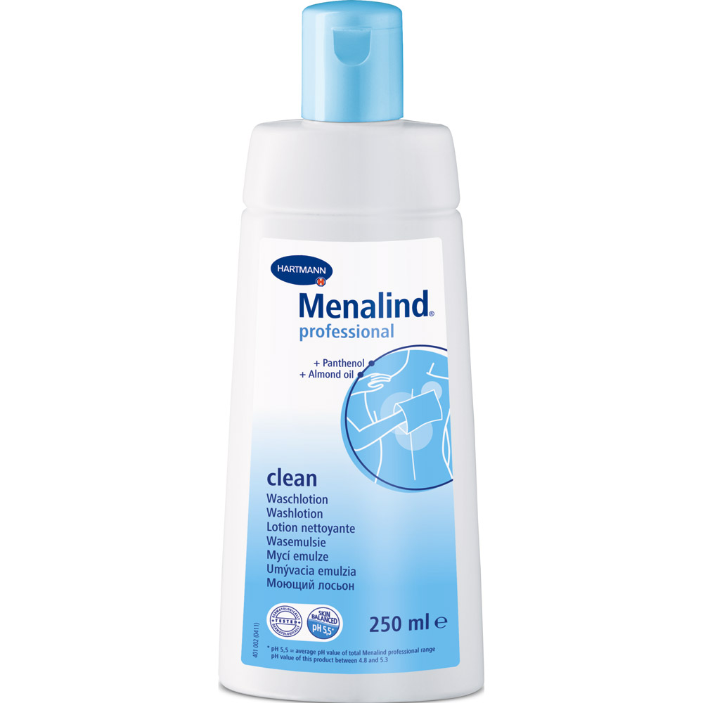 Menalind® professional clean Waschlotion