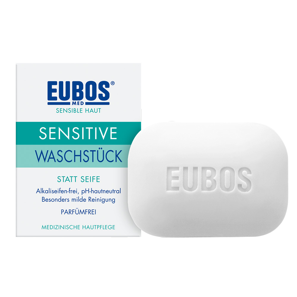 Eubos® Sensitive Fest Waschstück