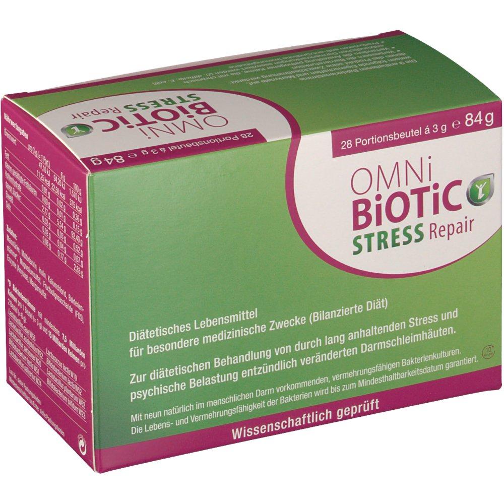 Omni biotic stress repair