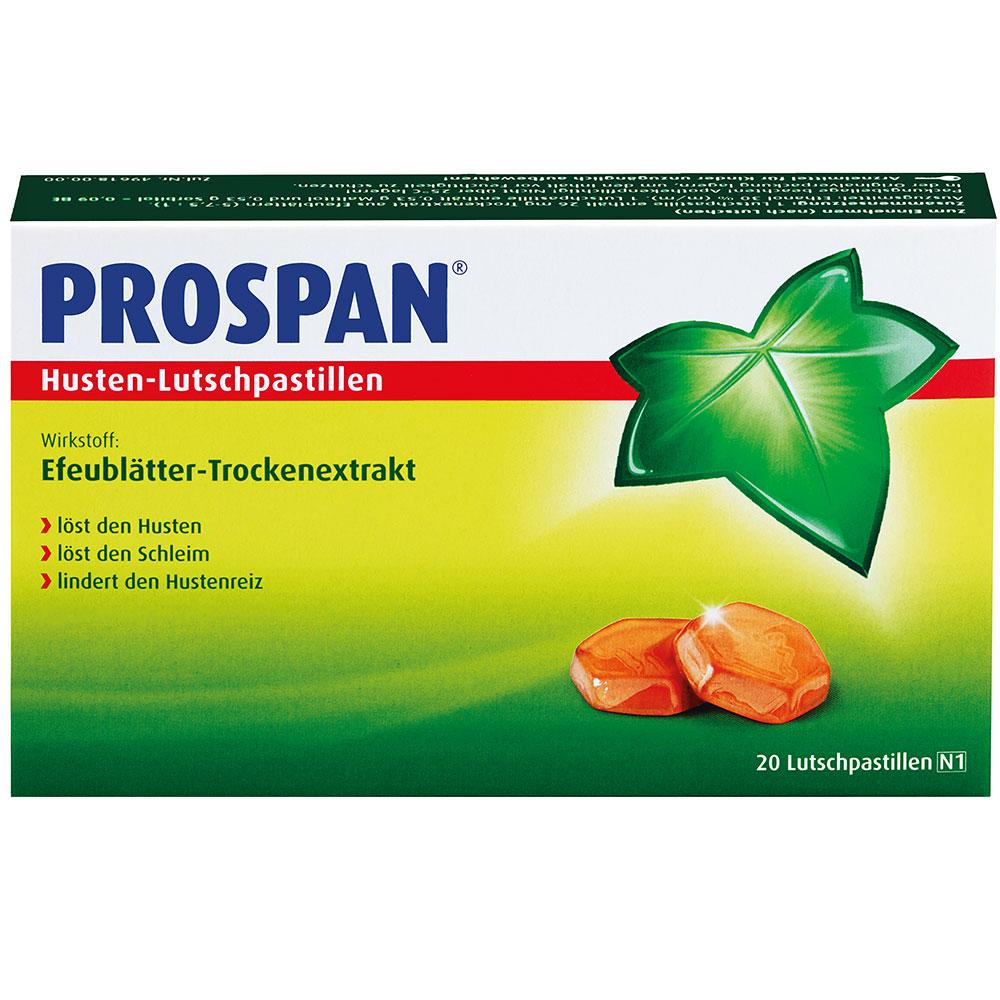Prospan® Husten-Lutschpastillen