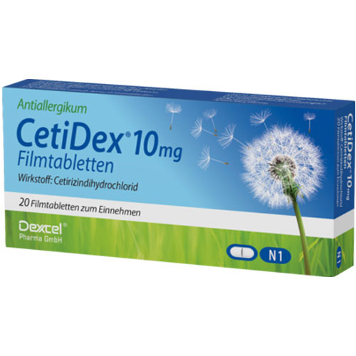 CetiDex® 10mg