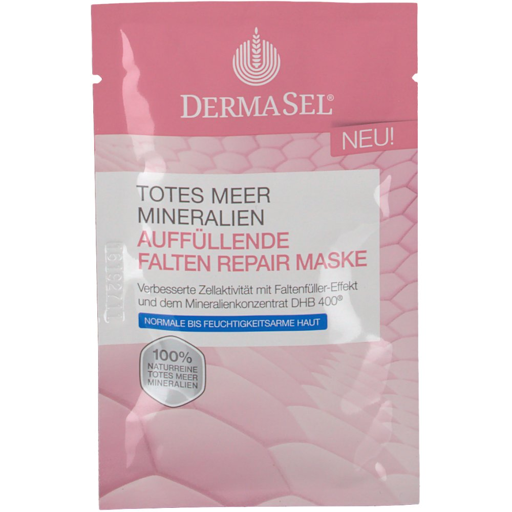 Dermasel Med® Totes Meer Maske Falten Repair
