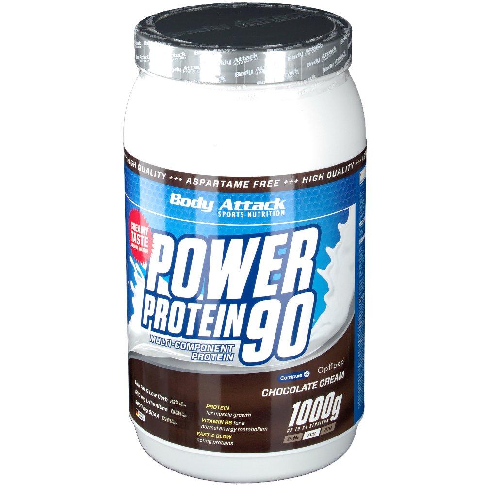 Body Attack Power Protein 90 Schokolade