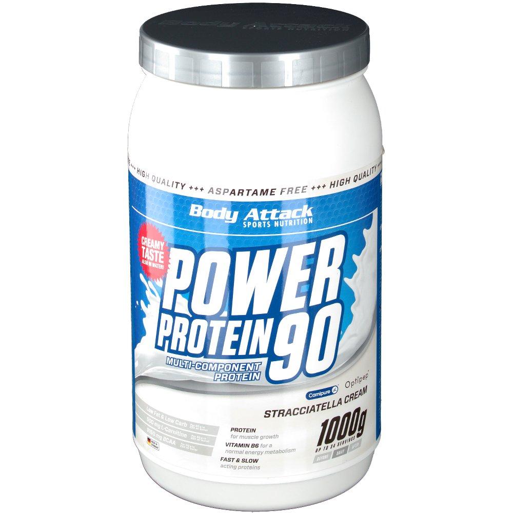 Body Attack Power Protein 90 Stracciatella