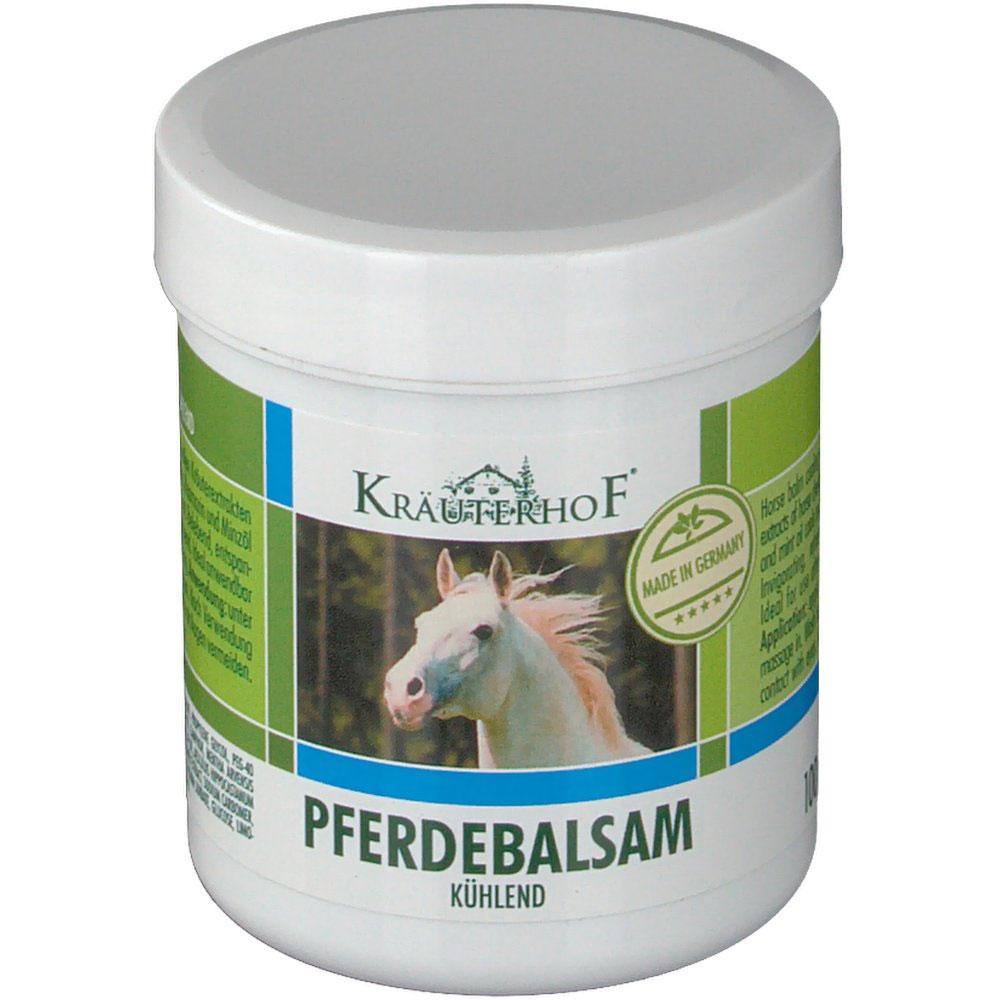 Kräuterhof® Pferdebalsam Kühlend