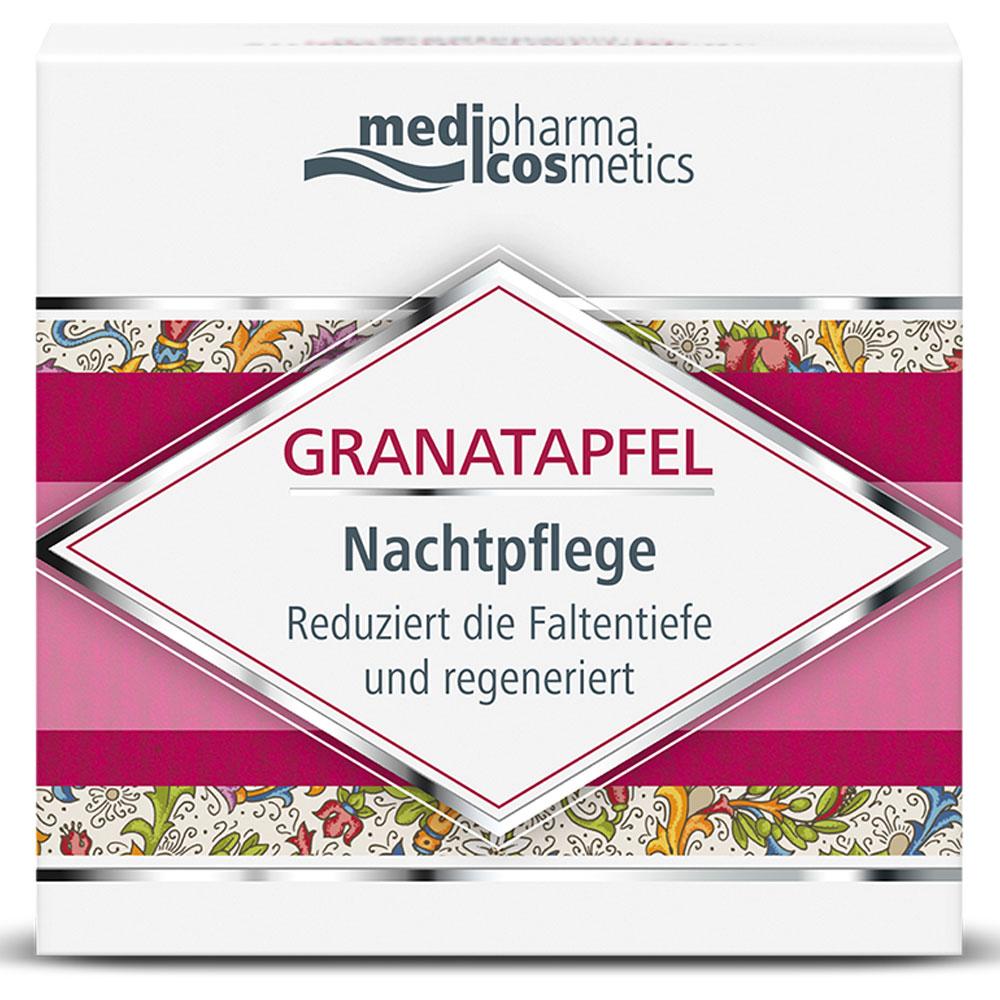 medipharma cosmetics Granatapfel Nachtpflege