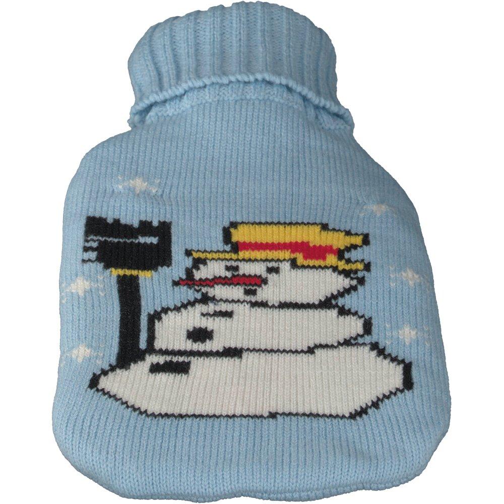 Wärmflasche, Baby, mit Bezug