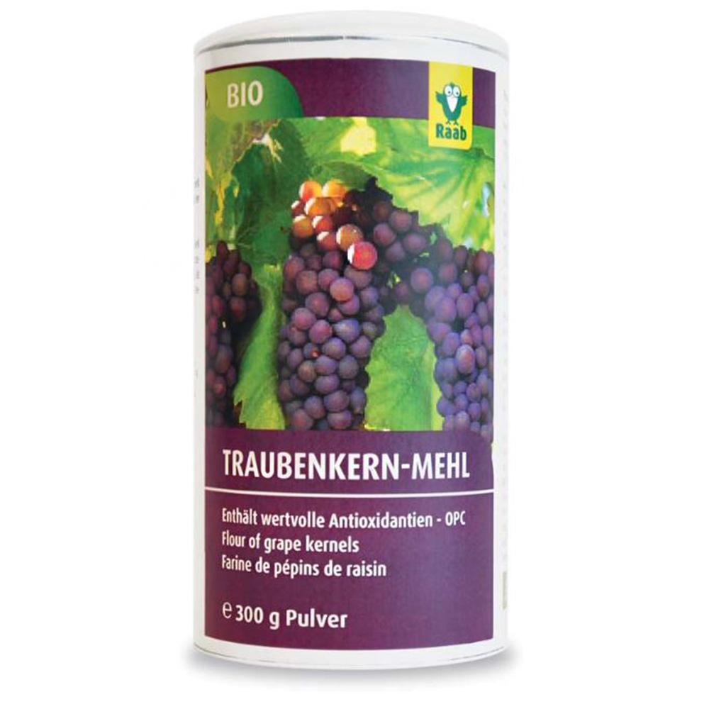 Raab® Traubenkern-Mehl