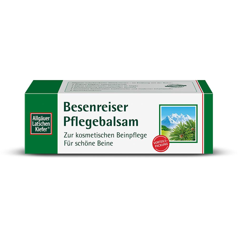Allgäuer Latschen Kiefer® Allgäuer Latschenkiefer® Besenreiser Pflegebalsam 200 ml Balsam