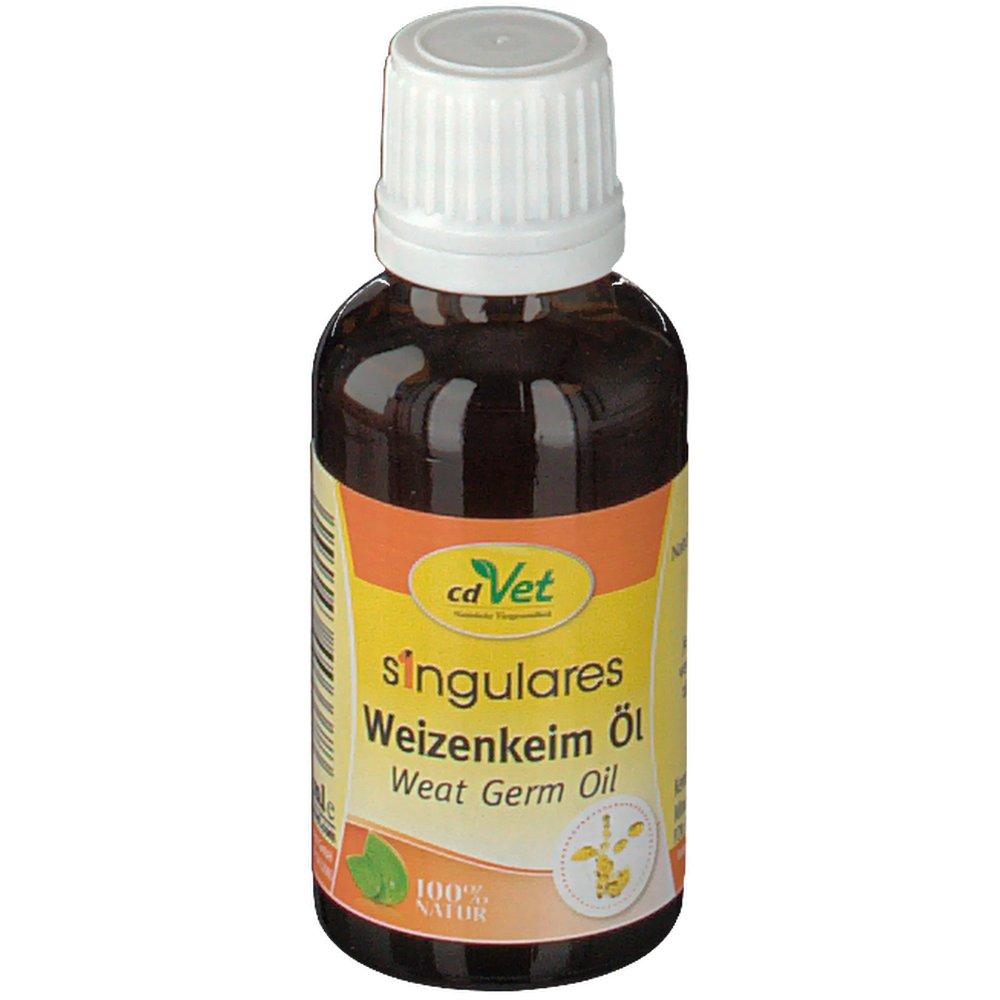 Singulares Weizenkeimöl