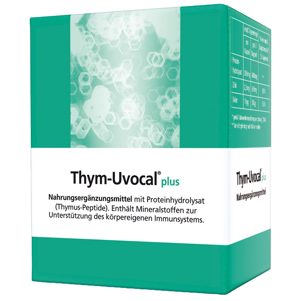 Thym-Uvocal® plus