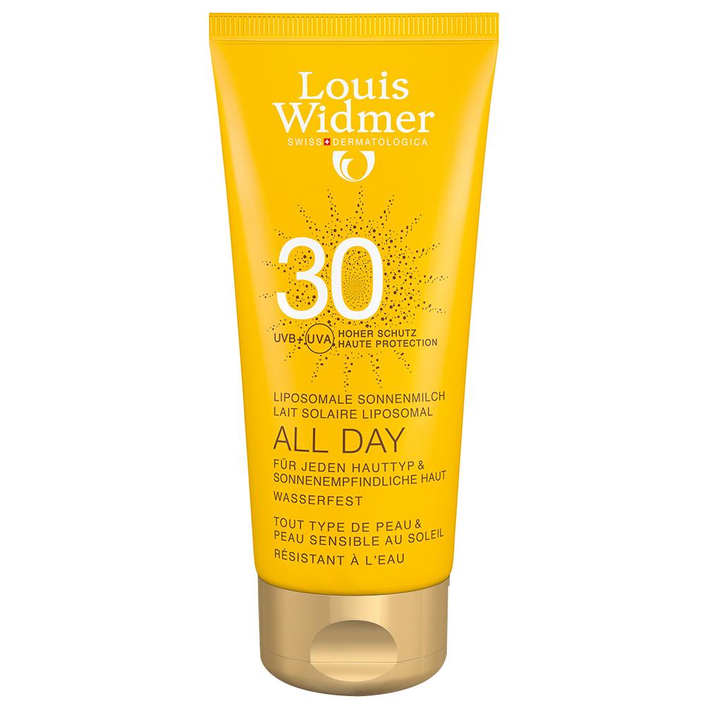 Louis Widmer All Day 30 Milch leicht parfümiert