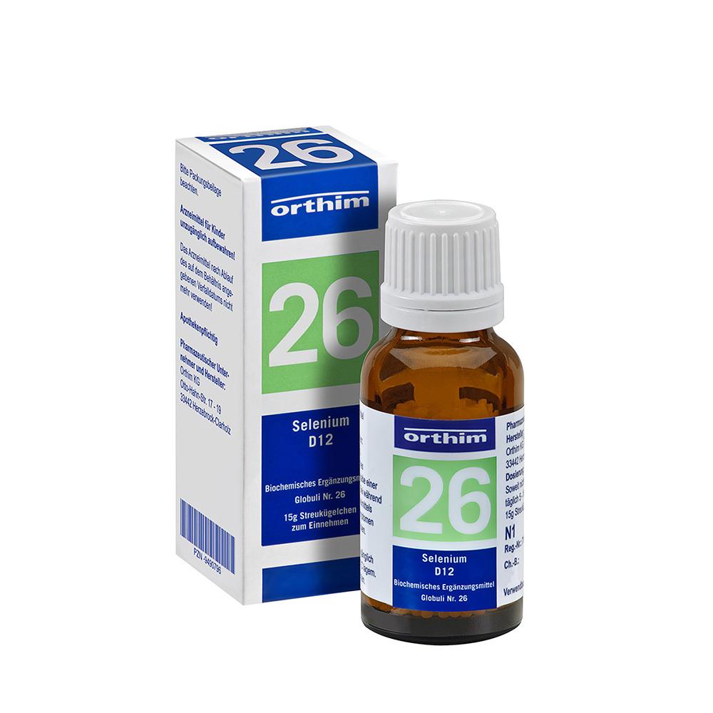 Biochemie Nr. 26 Selenium D 12