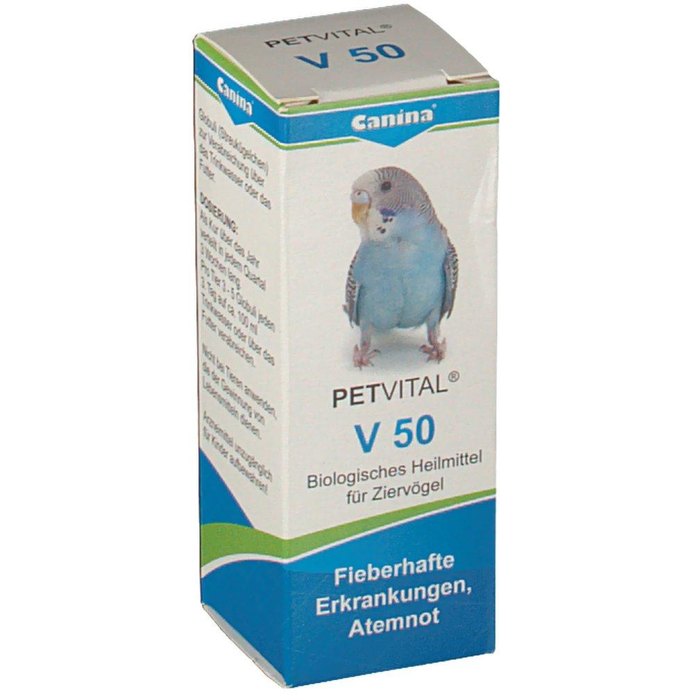 canina® Petvital® V 50 Globuli