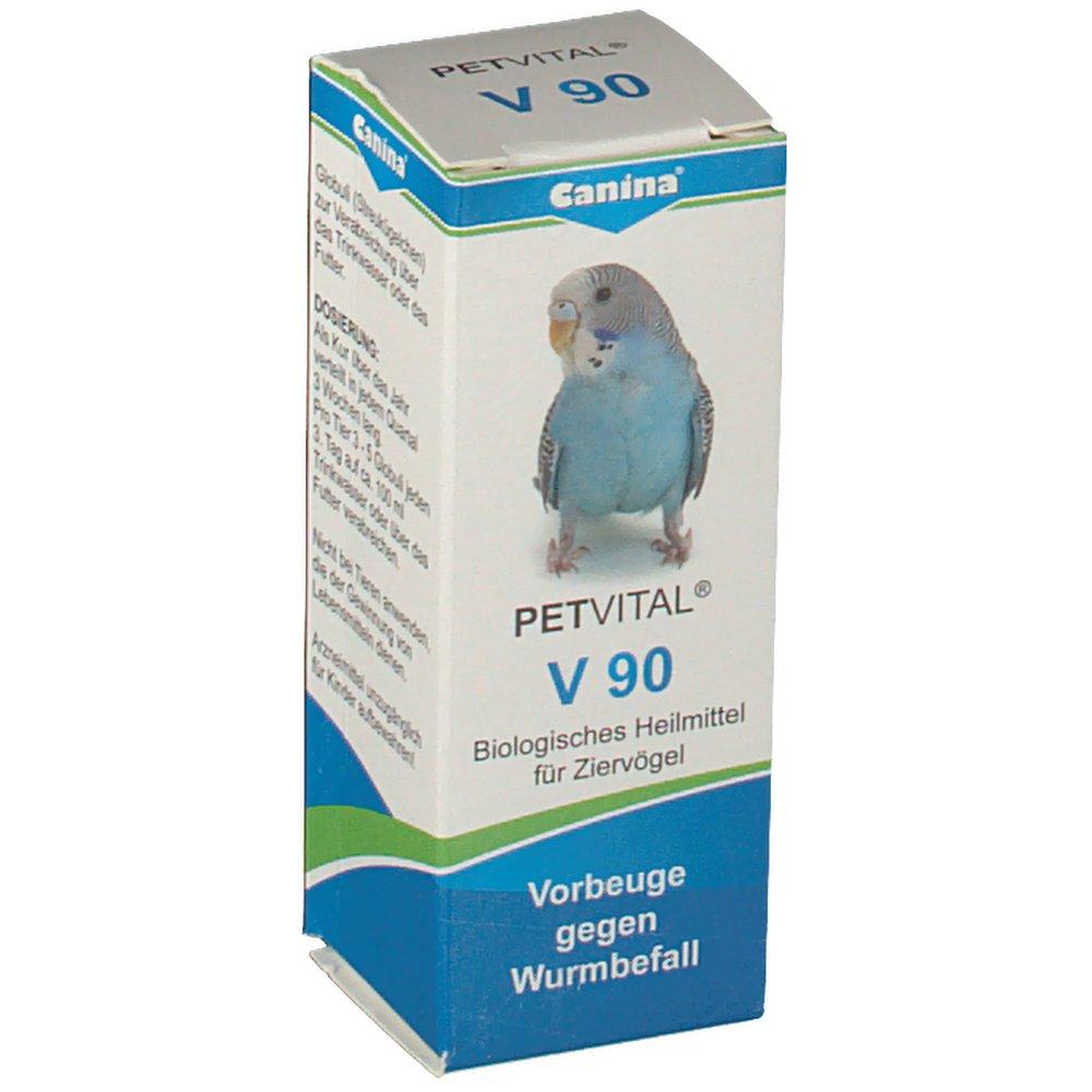 Canina® Petvital® V 90 Glbuli