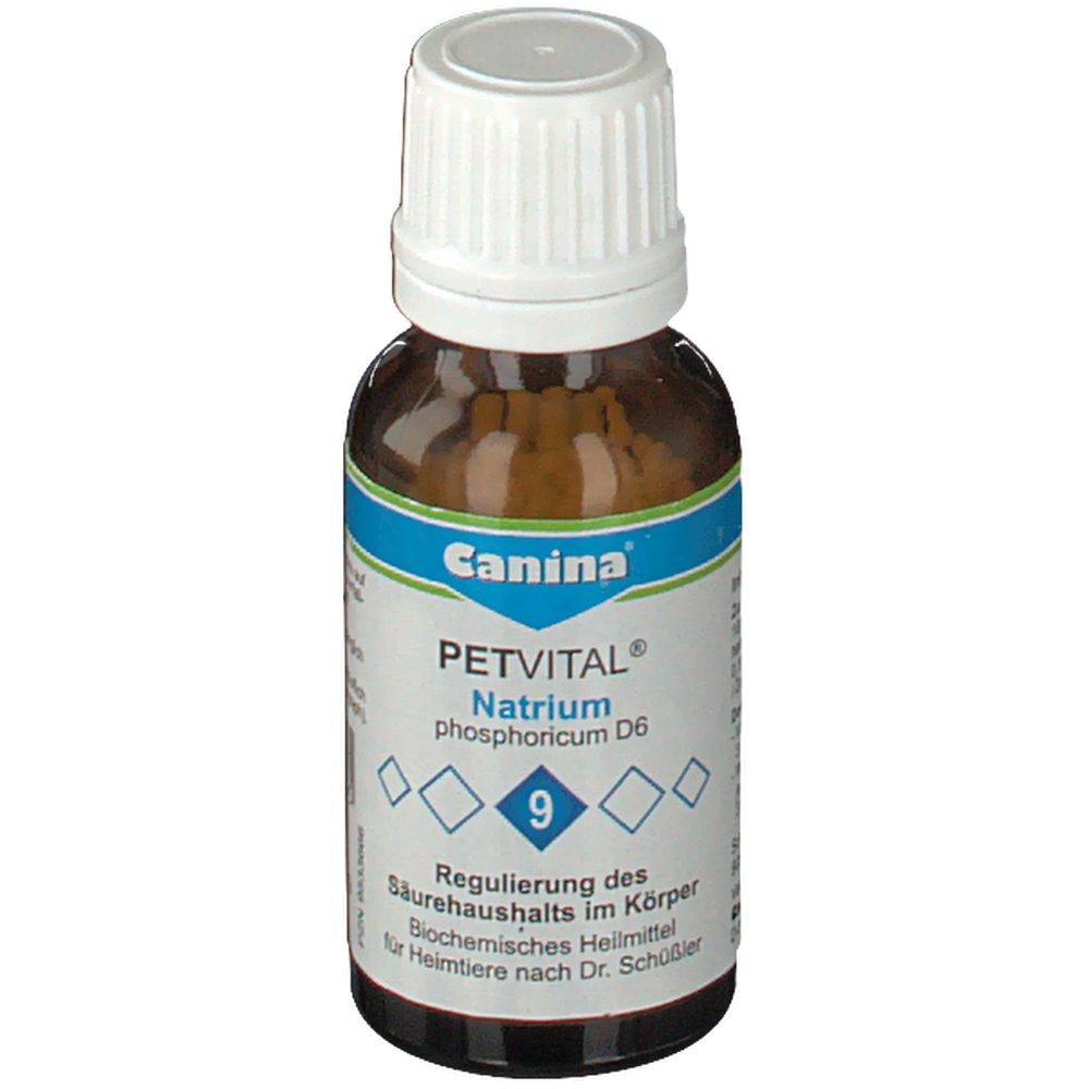 Canina® Petvital® Natrium phosphoricum D6 Nr.9