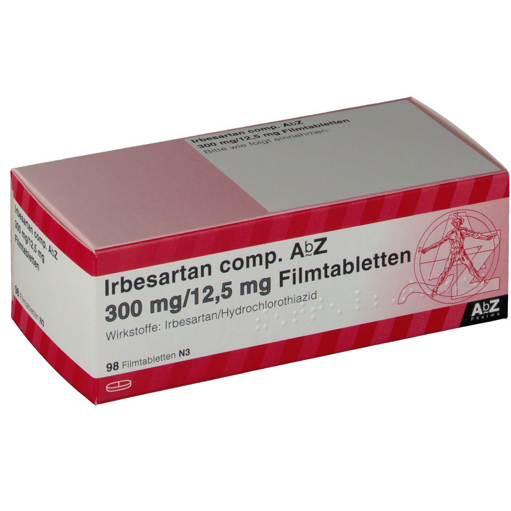 Irbesartan 300 Mg Film-Coated Tablets