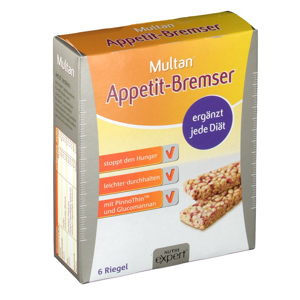 appetit bremser riegel