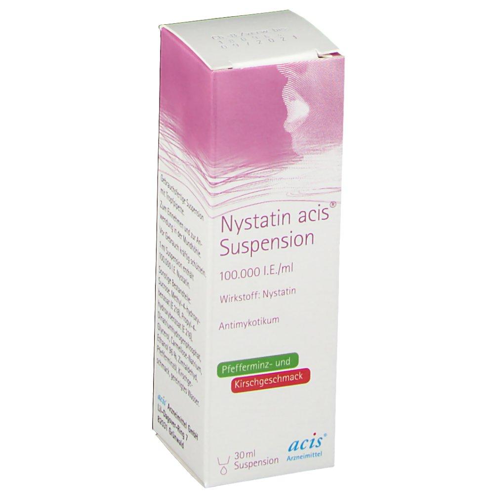 Nystatin acis® Suspension