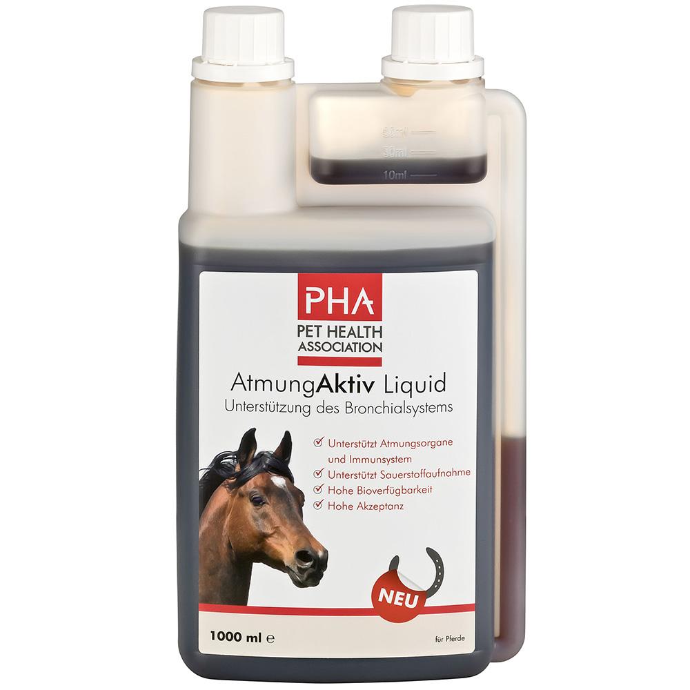 PHA Atmungsaktiv Liquid für Pferde