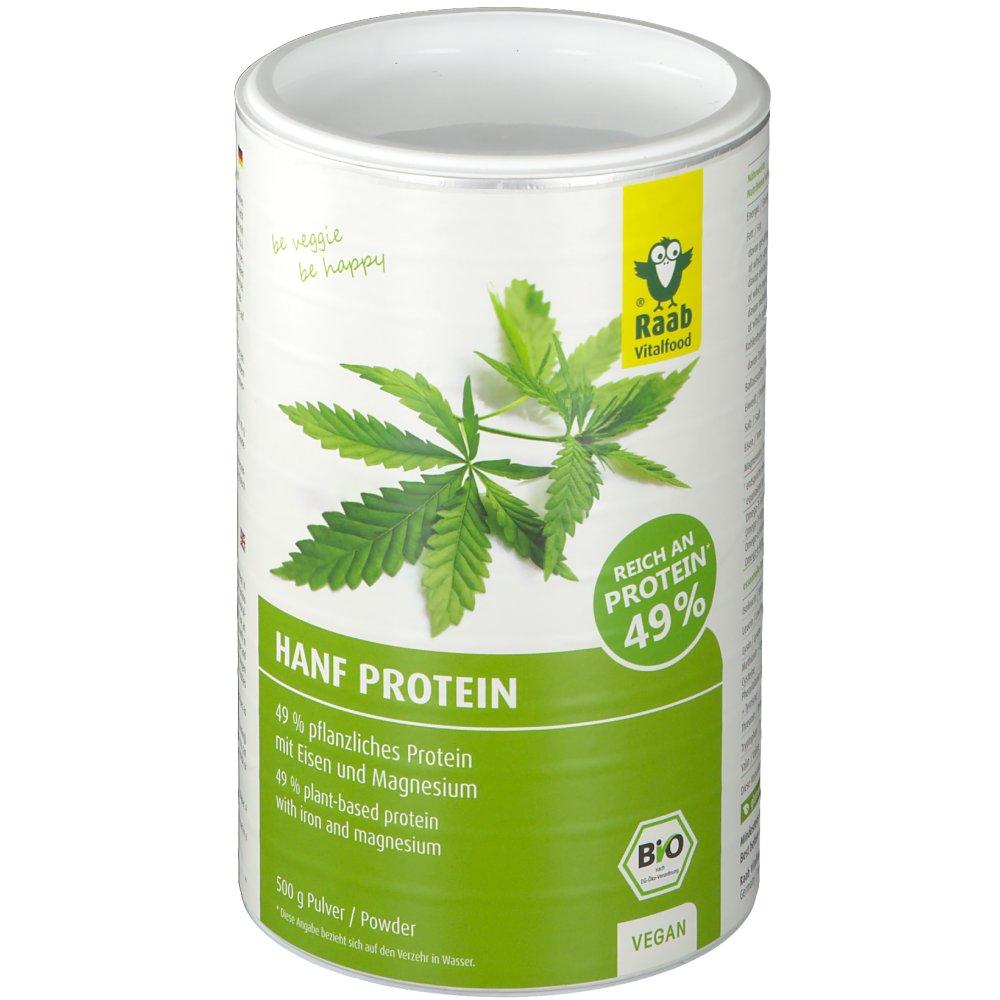Hanf Protein BIO Raab