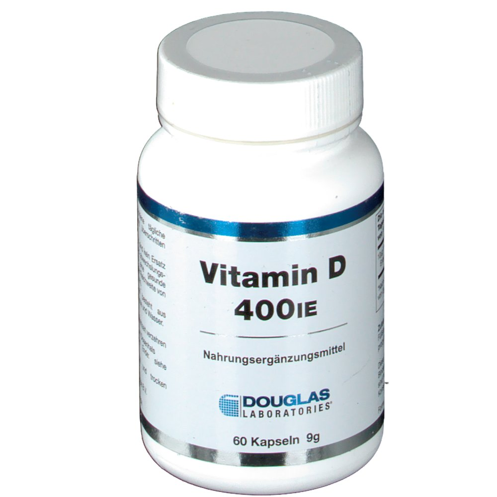 Vitamin D 400 I.e.