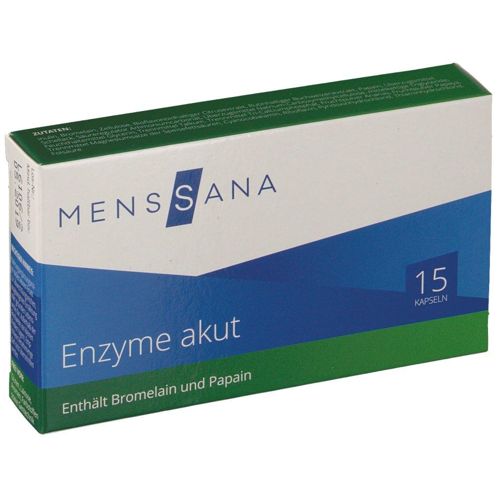 MensSana Enzyme akut