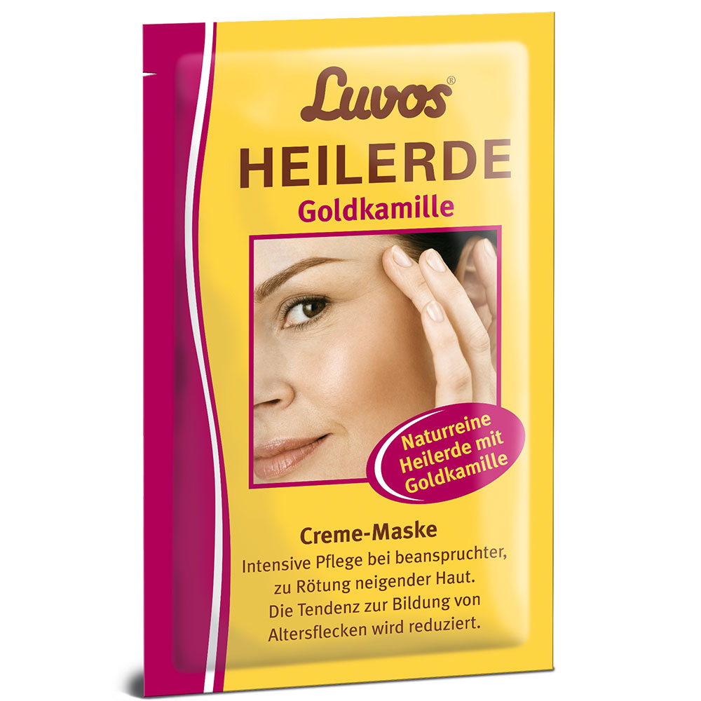 luvos heilerde anti stress maske mit goldkamille shop. Black Bedroom Furniture Sets. Home Design Ideas