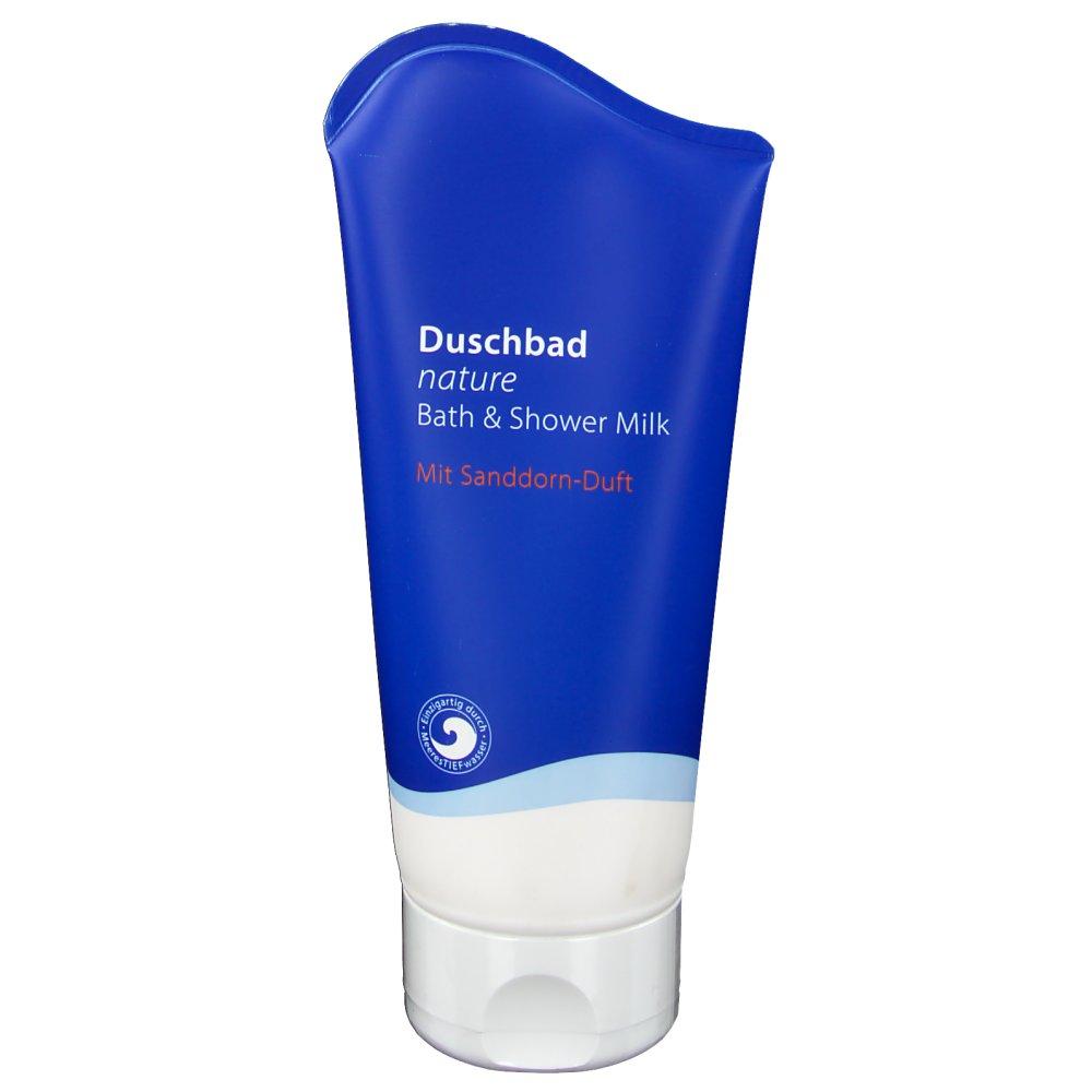 Biomaris® Duschbad nature mit Sanddorn-Duft
