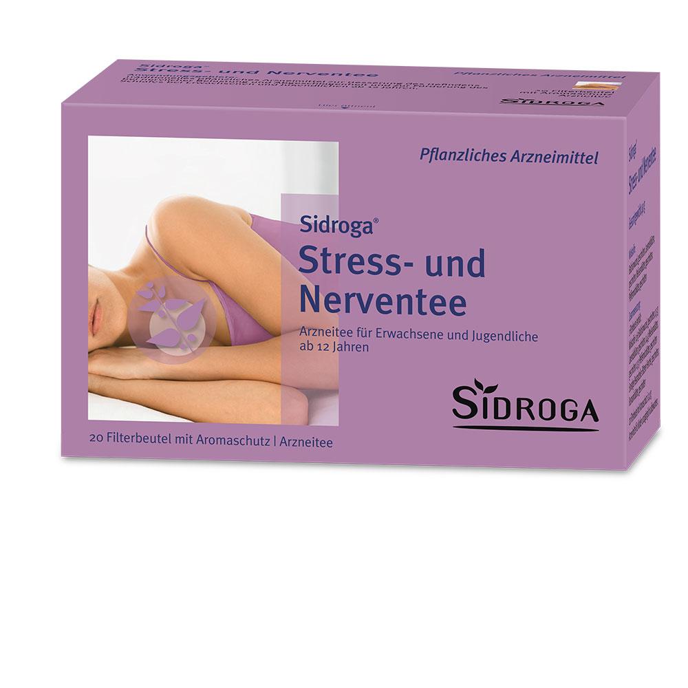 Sidroga® Stress- und Nerventee