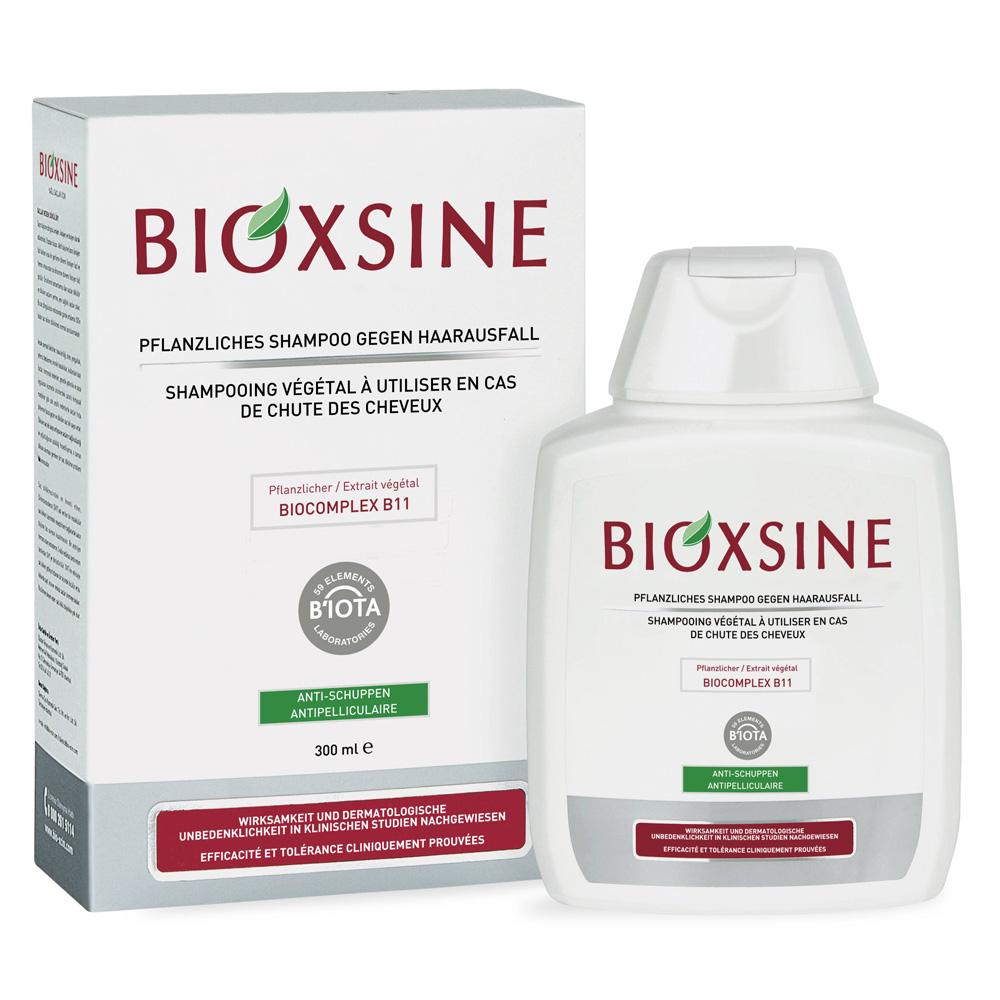 bioxsine anti schuppen shampoo gegen haarausfall shop. Black Bedroom Furniture Sets. Home Design Ideas