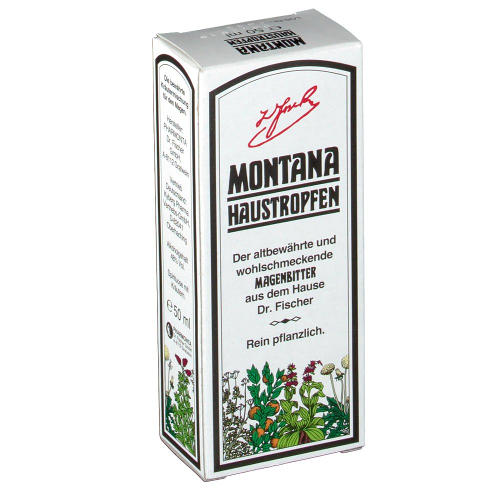 Montana Haustropfen