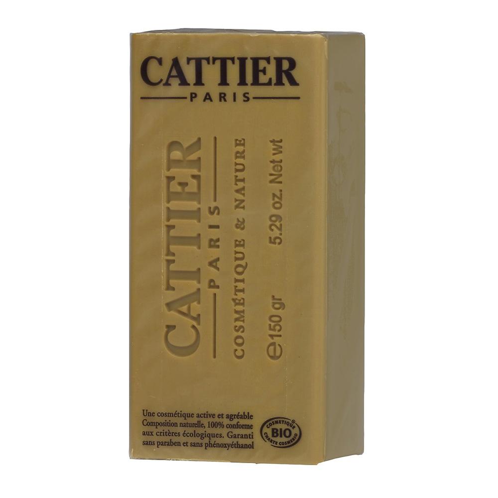 Cattier Heilerde Seife mit Honig - Weiße Heiler...