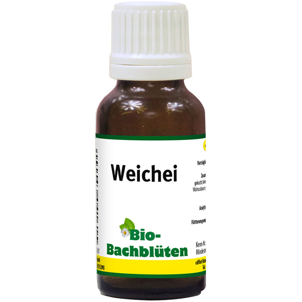 Bio-Bachblüten Weichei