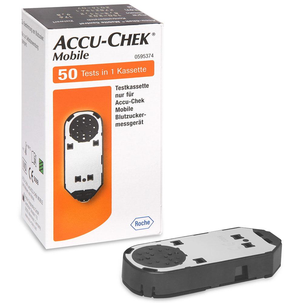 Accu-Chek® Mobile Testkassette