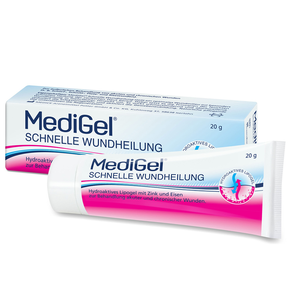 MediGel® Schnelle Wundheilung - shop-apotheke.com